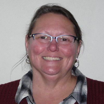 head shot photo of Sallie Deitz