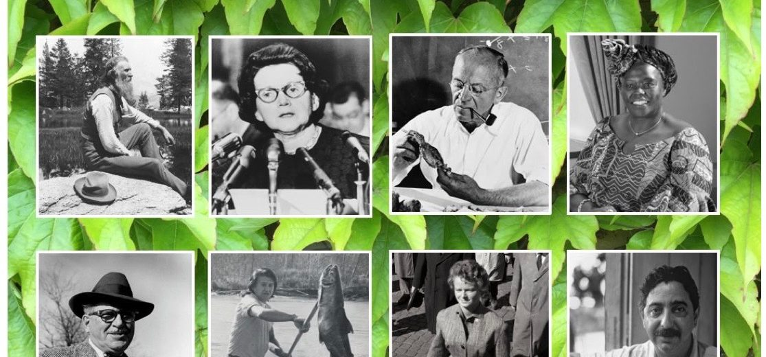 banner photo of schoodic seminar announcement lessons from the great conservationists of the past