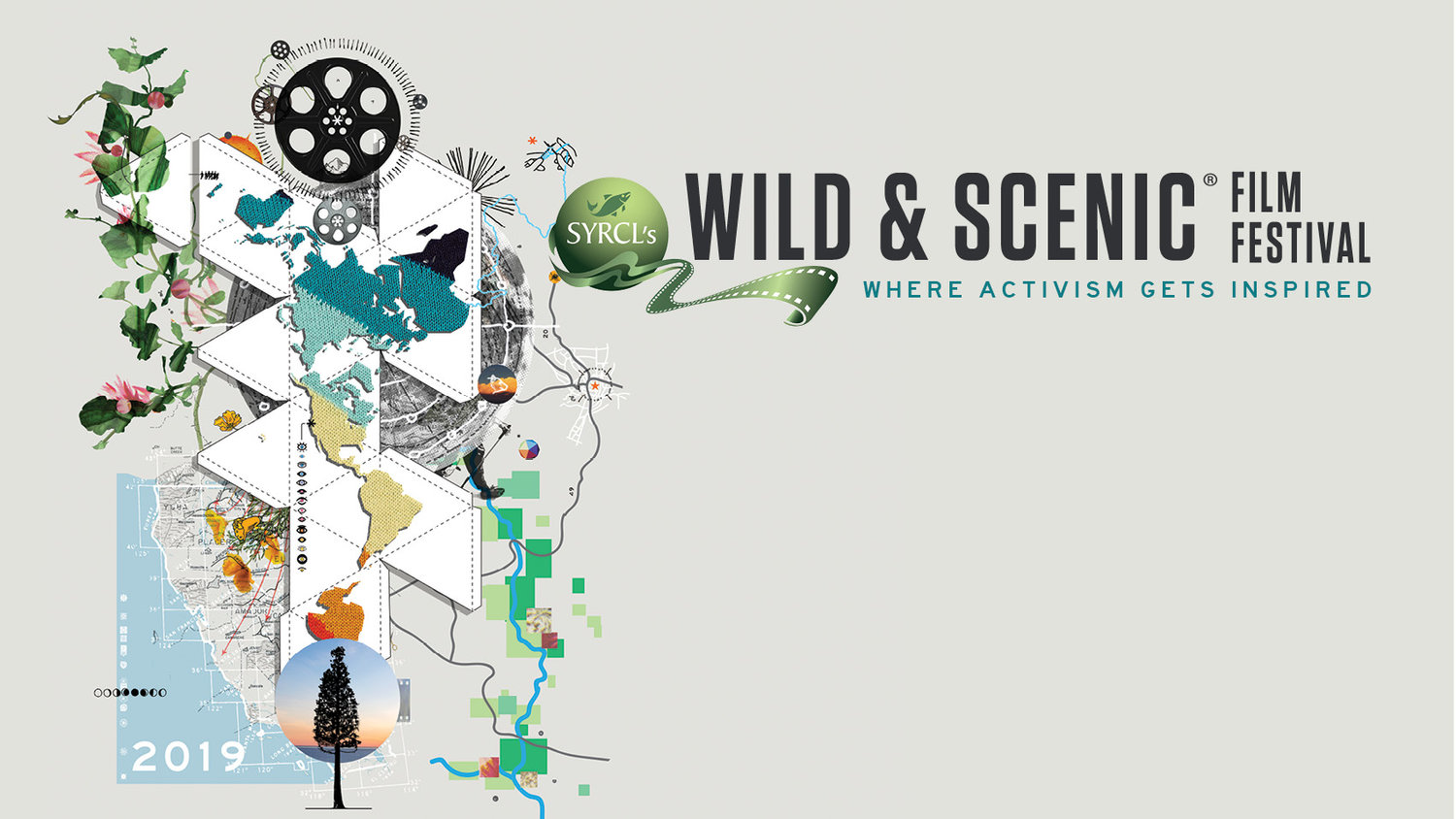 wild and scenic film festival where activism gets inspired logo