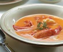 photo of lobster claw stew