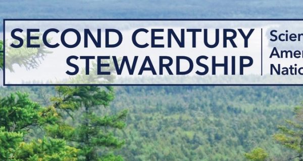 second century stewardship science for america's national parks logo