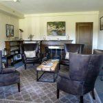 Rockefeller Hall Fireplace Room