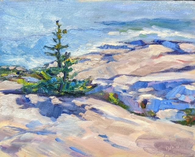 Jack Pine Painting